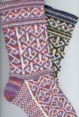 the online pattern store Crochet Socks, Knit Mittens, Knitting Socks, Hand Knitting, Knit Crochet, Knit Socks, Weaving Patterns, Knitting Patterns, Crochet Patterns