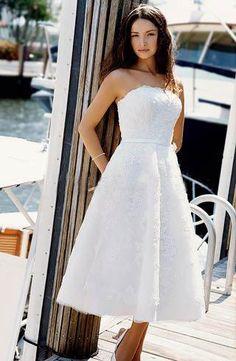 http://dyal.net/beach-wedding-dresses Short Beach Wedding Dresses
