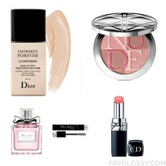 Cosmetics List Including Christian Dior Makeup Primer Christian Dior Christian Dior Lipstick And Perfume Fragrance From March 2016 #beauty #makeup