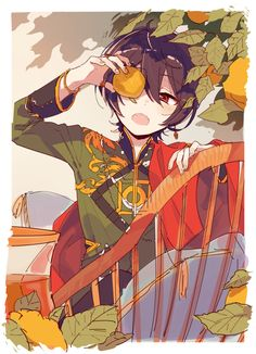 Star Character, Character Design, Pretty Art, Cute Art, Anime Devil, Anime Hair, Handsome Anime, Ensemble Stars, Manga Boy