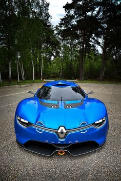 Renault Alpine A110-50 koncept by AutoMotoPortal.HR, via Flickr