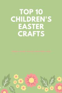 Here is a collection of 10 of the best kids Easter Crafts. Small simple projects to enjoy with your children over the Easter holidays. The post 10 Best Kids Easter Crafts, make Easter more than chocolate appeared first on Clairey at Fairy Crafters.