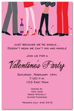 Valentini martini valentines day party invitation martinis and valentini martini valentines day party invitation martinis and party invitations stopboris Images