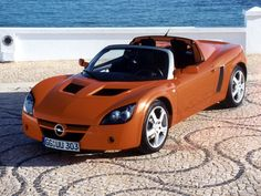 Opel Speedster 2000-2005  #cars #coches