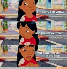 Lilo and Stich! Miss this show so much!