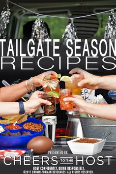 Cheers to tailgate s
