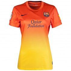 Barceloa Mujer 2012/13 Away Camiseta futbol [861] - €16.87 : Camisetas de futbol baratas online!