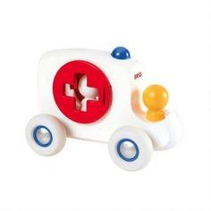 Brio - Push Along Ambulance