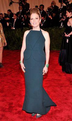 The Met Gala 2013: Julianne Moore