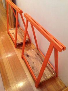 Trestle Table - 180 with Storage Legs | Tables | Gumtree Australia Inner Sydney - Erskineville | 1061543260
