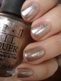 OPI Muppet Collection Nail polish, Holiday Party Dress- next mani? Opi Nail Polish, Opi Nails, Nail Polish Colors, Trendy Nails, Cute Nails, Manicure E Pedicure, Neutral Nails, It Goes On, Fabulous Nails