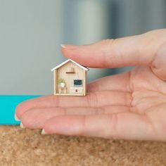 Mini House ♡ ♡ By Marina Paredes