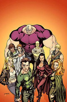 """""""X-Factor Investigations is a fictional detective agency created by writer Peter David for the Marvel Comics comic book series X-Factor (volume 3). The agency first appears under the name XXX Investigations in the first issue of the Marvel Comics limited series Madrox #1 (November 2004). In the final issue, Madrox #5 (March 2005), the name is changed to X-Factor Investigations"""""""