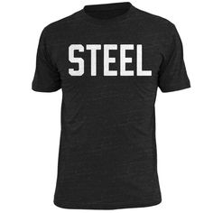 The Basics- New Men's Bodybuilding TShirt from #SteelClothing