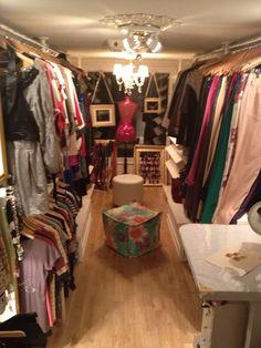 Valentine, The Girls Gone Thrift Fashion truck is coming along lovely #girlsgonethrift www.girlsgonethrift.com