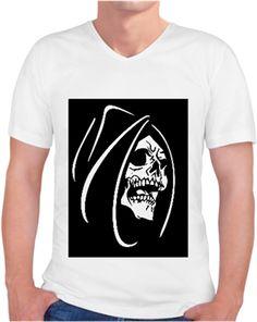The death- erkek tişört Kendin Tasarla - Erkek V Yaka Tişört