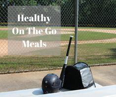Healthy On The Go Meal ideas