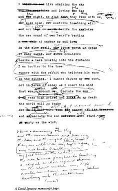 David Ignatow, The Art of Poetry No. 23