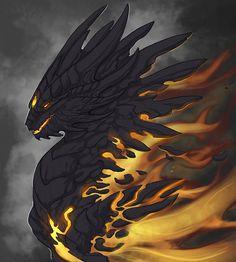 Born of Fire by Adalfyre on DeviantArt