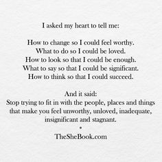 what does your heart say? @thugunicorn @tanyamarkul #heartspeak #theshebook Inspirational Quotes With Images, Inspirational Message, Spiritual Guidance, Note To Self, Self Esteem, Life Advice, Thug Unicorn, Knowledge Quotes, Piece Of Me
