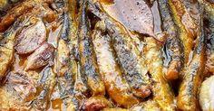 Sardinas en escabeche Un plato clásico de pescado, que gusta a todo el mundo y nunca pasa de moda, con las sardinas en esca...