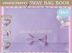 ANGELIC PRETTY 3WAY BAG BOOK (バラエティ) | | 本-通販 | Amazon.co.jp