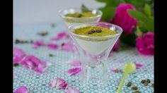 Mouhalabiya ( crème Libanaise)