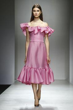 Laura Mancini Fashion show Spring summer 2017 in Dubai
