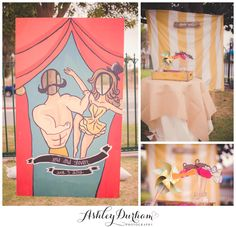 Steven+Jena | Details + Party | Southern California Vintage Carnival Wedding in Huntington Beach