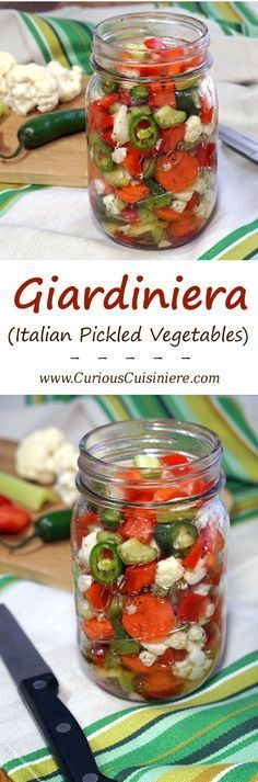 Our homemade Giardiniera recipe gives you the freedom to choose your level of…