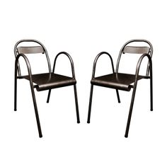TITLE:Industrial Arm Chairs PRICE:$290 / item $790 Purchase > COUNTRY:France DATE OF MANUFACTURE:Early 20th century