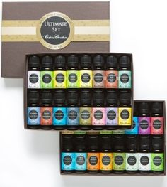 Ever wondered which oil is in which set? This easy overview of Edens Garden essential oil sets will help you shop fully educated for the set that best fits your needs!