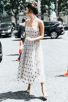 Style Inspiration: How to Dress for a Heatwave