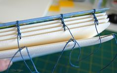 DIY sewing a journal
