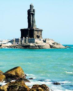 What are the Major Landforms in India? Om Namah Shivaya, Hindu Temple, Temple India, Namaste India, South India, India Asia, Mother India, Kanyakumari, India Culture