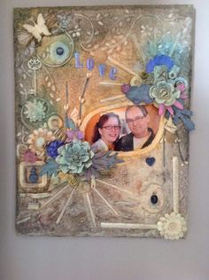 Created by Martin Beaulieu with Lindy's Stamp Gang products