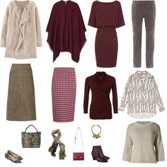 Autumn capsule wardrobe - get a done for you personalised capsule wardrobe http://www.lookingstylish.co.uk/your-personalised-capsule-wardrobe-dossier/