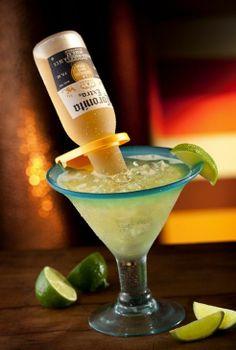 Coronarita, ...This was last summer's favorite new drink discovery! YUM!!!