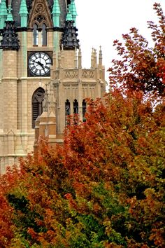 Welcome to the first day of autumn at Marquette University.