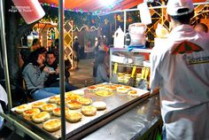 Uncover Colombia: Arepas with cheese in Envigado, Antioquia