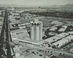 The Sands Hotel and Casino in Las Vegas opened on December 15, 1952 and closed June 20, 1996.