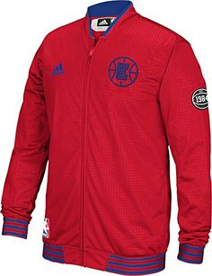 Adidas Los Angeles Clippers On Court Warm Up Full-Zip Jacket (Red) M  https://allstarsportsfan.com/product/adidas-los-angeles-clippers-on-court-warm-up-full-zip-jacket-red-m/  Adidas Los Angeles Clippers On Court Warm Up Full-Zip Jacket (Red) M
