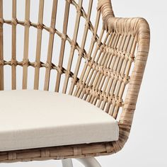 IKEA offers everything from living room furniture to mattresses and bedroom furniture so that you can design your life at home. Check out our furniture and home furnishings! Rattan, Porch Addition, Ikea Usa, Mousse Polyuréthane, Recycling Facility, Ikea Home, Ikea Chair, Polyurethane Foam, Chair Pads