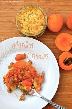 Marillen-Crumble