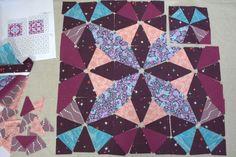 autumn dusk kaleidoscope pillow tutorial sizzix
