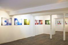 True Colors, Sophie Delaporte feat Melissa Mourer Ordener, exhibition at Galerie Jospeh, Paris, March 2015.