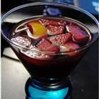 The best sangria recipe.  Seriously, went through two batches last night!!
