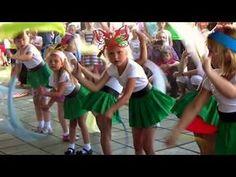 Taniec Motyli - Przedszkolaki tańczą Hallelujah - YouTube