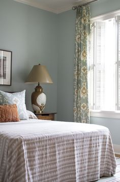 1000 images about paint colors on pinterest house of for Benjamin moore ewing blue