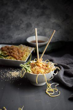 30 minute dan dan noodles